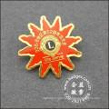Gold Plated Organizational Lapel Pin, Custom Badge (GZHY-LP-026)