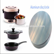 Good pots material non-stick aluminium circle 1000 series