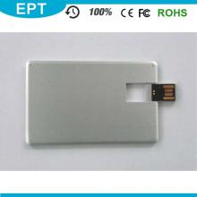 Memória Flash de Cartão de Crédito Empresarial Portátil para Promoção (ET032)