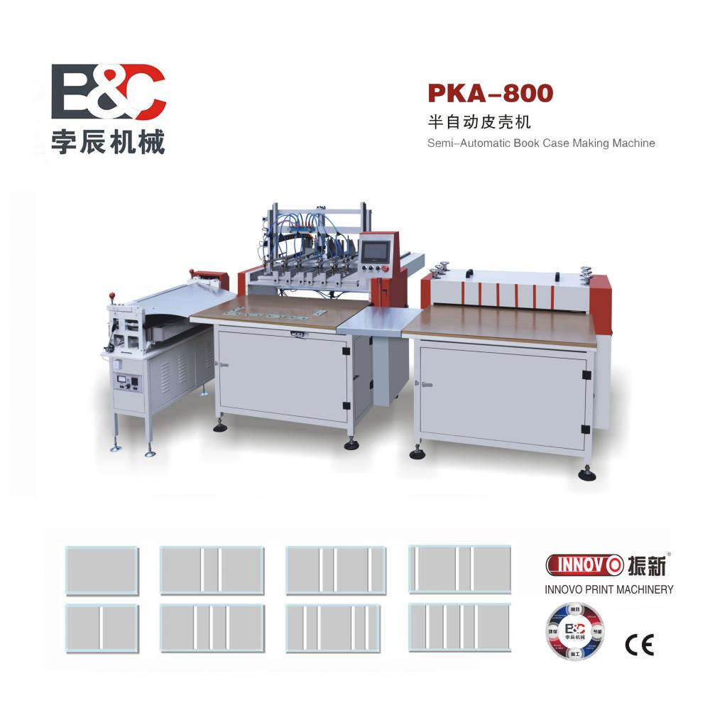 Pka 800 Case Making Machine