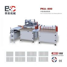 Double station semi auto case making machine