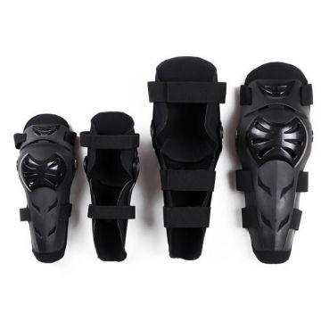 Motorrad-Schaum-Knie-Pad Fahrrad-Knie-Pad-AutoRacing Schutz Knieschützer