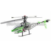 ГОРЯЧИЙ !!! Вертолет 4CH одиночного лезвия MJX F45 2.4G с гироскопом, сервоприводом,