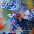 Digital Textile Fabric Printing Gewebe für Kleidung (TLD-0059)