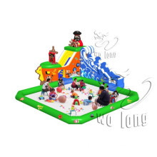 Factory price inflatable water slide buy