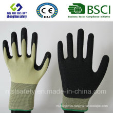 Nylon Latex Labor Protection Gloves Safety Gloves Latex Gloves
