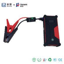 Li-Polymer Battery 12V Jump Start Li-ion Battery Jump Starter