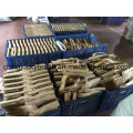 High Quality Wooden Handle Brass Wire Polishing Brush (YY-601)