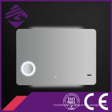 Jnh189 Miroir grossissant cosmétique de vente chaude de luxe avec la lumière de LED