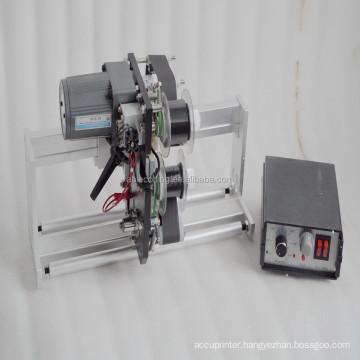 date printer Hot selling automatic ribbon date pneumatic coding machine expiry date printer