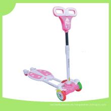 Scooter de rana para niños