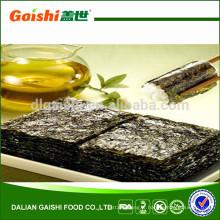 nutritif de haute qualité délicieux gaishi original yaki sushi nori