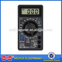 Multimètre numérique DT830B CE avec conception de sécurité CAT I