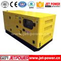 Generador diesel de generación eléctrica 30kVA 24kw 3 fase