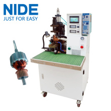 commutator wire fusing equipment spot welding machine welder