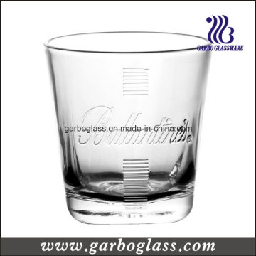 12oz Ballantine′s Glass for Whisky in Bar