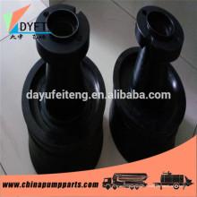 DN230 piston Ram pompe à béton tasse en caoutchouc pour PM / Schwing / Sany / Zoomlion