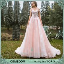 Elegantes vestidos de noite vestidos de noite coram rosa vestidos de festa vestidos para adultos