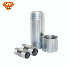 Steel Pipe Nipple Water Connector Threaded--SHANXI GOODWILL
