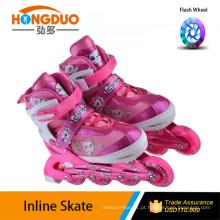 sapato de skate inline / quadro de skate inline