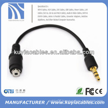 3.5mm stereo cable male to 3.5mm stereo cable female Audio Cable