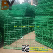 Double Loop Wire Fencing Double Circle Wire Fence