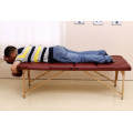 Table de massage pliante en bois (THR-WT003A)