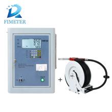 Distribuidor de combustível digital LCD com bilhete de impressão
