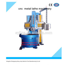 Le prix de la machine de tour de métal cnc haute précision pour la vente chaude