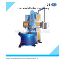 Alta precisão cnc metal torno máquina preço para venda quente