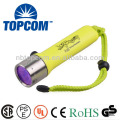 LED Tauchen Uv Unterwasser Hochleistungs Taschenlampe Fackel