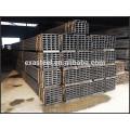 Nichtlegierung Mild - neu rechteckiges Stahlrohr