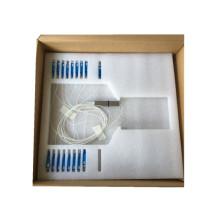 Stahlrohr Sc / Upc Stecker 1 * 16 PLC Splitter