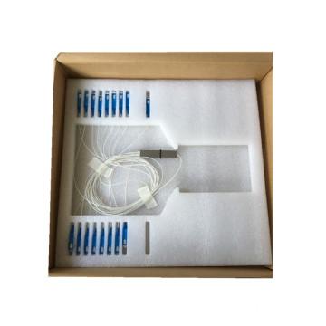 Steel Tube Sc/Upc Connector 1*16 PLC Splitter