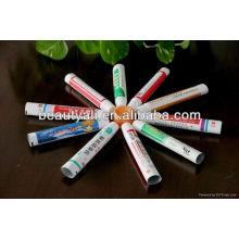 Tubo laminado de pasta de dente diâmetro 19mm