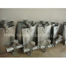 Lâmina de ventilador de alumínio para torre de resfriamento