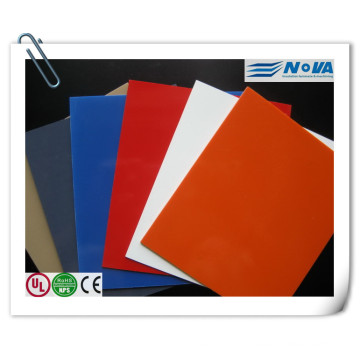 Colored G10 Insulated Sheet for RC Model