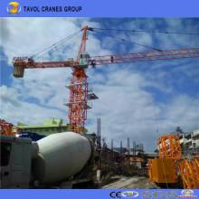 5010 5ton Tower Crane Fabricante Máquinas de sitio de construcción