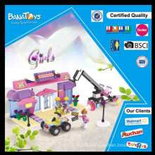 Special Offer! Newest kid blocks plastic building blocks toys with educational blocks