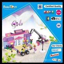 Oferta especial! Blocos mais novos de blocos de brinquedos de blocos de plástico com blocos educacionais
