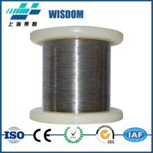 Fil anti-corrosif de Monel 400 / ASTM B127 d'alliage de nickel pour la tuyauterie de transfert