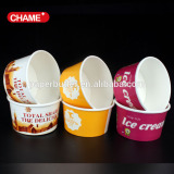 5oz disposable paper logo print ice cream cup