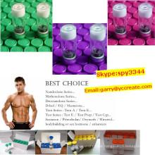 Cjc-1295 mit Dac Peptide Cjc-1295 (2mg / Vial) für Muskelaufbau