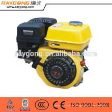 Pequeño motor de gasolina de gasolina utilizado para generador, bomba de agua