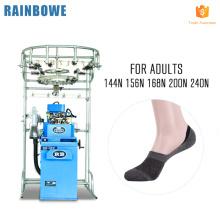 preços de máquina de fabricação de meias para fazer simples e meias invisíveis de lã de homens