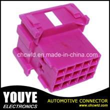 3.5 Series 15p Purple Auto Harness Connector