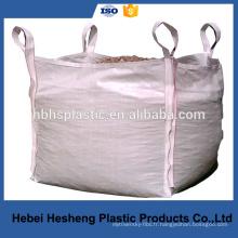 Prix usine de haute qualité 100% polypropylène vierge sac jumbo