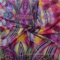 100% Silk Digital Printed Silk Fabric (TLD-0026)