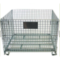 High Quality Steel Pallets Foldable Cage