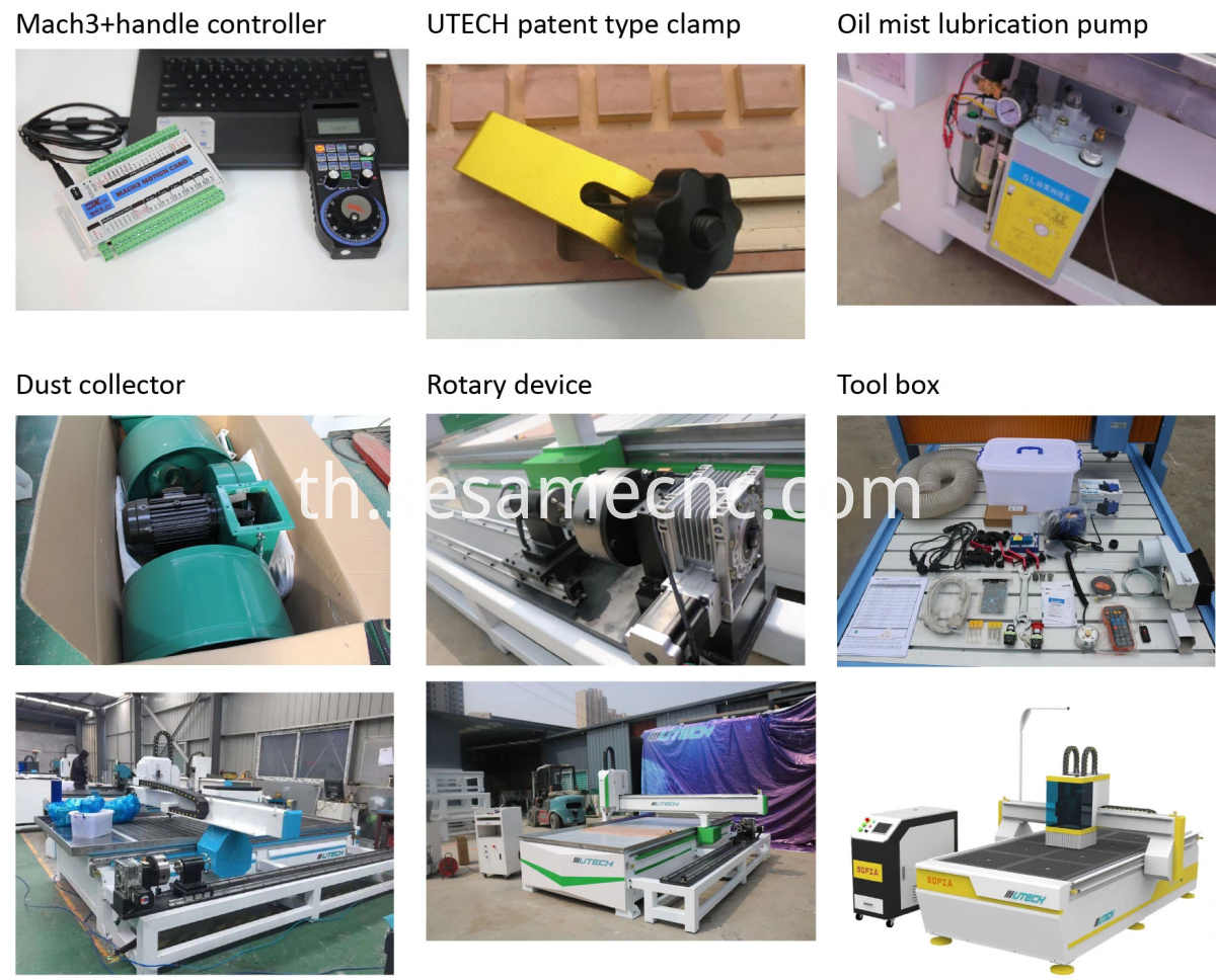1325 Cnc Router Engraving Machine